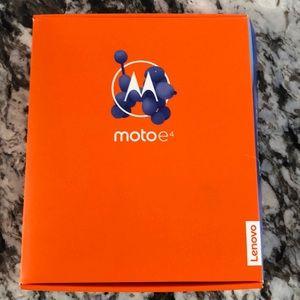 Motoe4 phone
